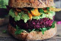 Burgers VG / Les meilleures recettes de burgers vegan