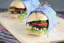 Sandwichs et wraps VG / Recettes de sandwichs et wraps vegan... A tomber par terre !