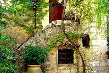 Provence / Ranskal.kylä