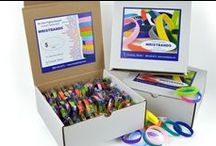 Cancer Event Packs / Packaged Cancer Awareness Products for Benefits, Giveaways and Other Events.