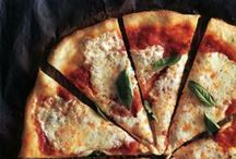Yum: Pizza and Pasta / pizza pasta italian food