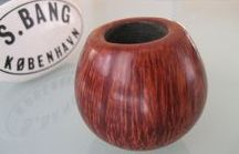 Danish Smoking Pipes / Pipes. Hand made or factory-made