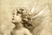 Decupage-Angels