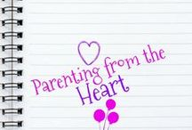 Parenting From the Heart / Parenting from the heart is a board dedicated to collecting the most heart-felt parenting posts that go straight to the heart! Parenting should be ALL HEART! And we should strive to win our children's hearts --- one adventure at a time!