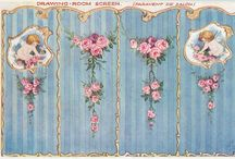 Graphics and Printables  / A collection of beautiful graphics including transfer  images and overlays. Most have a vintage vibe and are great for crafting. Be sure to visit the websites and follow the instructions for using these images.  Each website has it's own rules. These lovely artist work really hard on these images.  / by Tea Cottage Pretties - Beverly