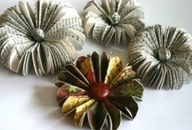 Handmade Flowers / by Mary Manke Livermont