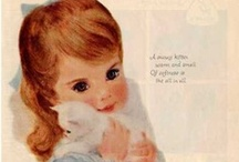 Ads of every kind - MOSTLY VINTAGE / A collection of vintage and modern ads.  Almost anything I find lovely.... / by Tea Cottage Pretties - Beverly