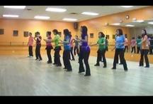 Line Dance Fun / by Patti Harding Leonard