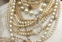 Pearls / PEARLS!!!!! / by Tea Cottage Pretties - Beverly