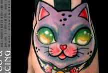 Tatuaże i pomysły