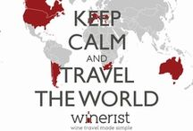Wine Travel Made Simple / In 2011 we founded Winerist (www.winerist.com), a new travel company which is aiming to make wine travel simple, innovative and fun. We want you to enjoy every single wine travel tip with us and hear your feedback! / by Winerist