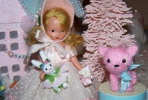 Dolls / Cute dolls and goodies... / by Tea Cottage Pretties - Beverly