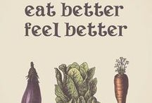 Eat Better, Feel Better~ / Few things in life are better than good food. / by Marshall Cooper