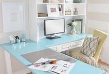 office space / by Vanessa Hansen Lies