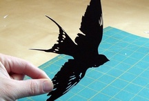 """PAPER ART"" / Paper art, paper mache and  other  fabulous paper creations. / by Roslind Sherman"