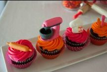 Baking Party Ideas / by Jennifer Kirlin | BellaGrey Designs