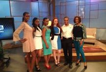 IM2 Models on TV / Videos of our various #TV appearances