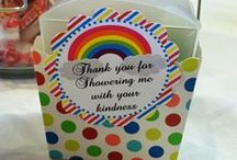 Rainbow Party / by Jennifer Kirlin | BellaGrey Designs