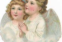 """ANGEL IMAGES"" / by Roslind Sherman"