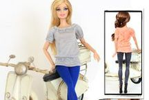 U.K. Holiday Outfit for Dolls
