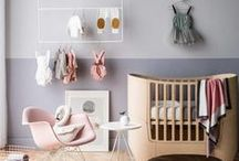 NURSERY / Baby's room and accessories