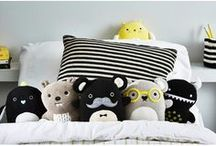 Noodoll / Noodoll products are light hearted, uplifting and original, they are not only unique in decorative appearance but also in function. Shop our full collection here >> http://www.birdkids.co.uk/noodoll/