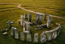 Stone circles, standing stones & ancient sites.