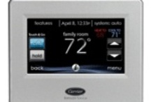 Thermostats for your home- / Thermostats to help make your life run smoother!   Check out the wi-fi thermostats you can control from your smart phone. / by Purls Sheet Metal & Air Conditioning