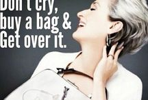 Throw it in the BAG! / If you have to carry baggage, you should look good while doing it! / by Refinement Alston