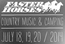 General Info!  / by Faster Horses Festival