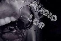 Audio Lab / https://www.facebook.com/pages/Audio-Lab/144126465778571?notif_t=fbpage_fan_invite / by Fresa Echeverri