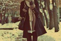 Fall & Winter Wear / by Ida Frimml