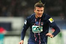 Beckham / by SoccerSavings.com