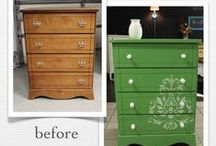 Home and Furniture DIY Makeovers