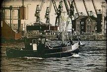 Schiffe in Hamburg / Schiffe besuchen Hamburg...