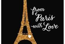 From Paris With L♥VE / BONJOUR ♥ Luxurious Views, Hotels, Dining, Romance, Gardens, Design, Cafés, The Arts, Of Parisian Life...-BεauԵίʄuɭ ♡✤Lady Luxury Designs @}-;-----