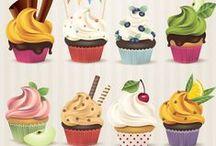 Cupcake- Cookies &Co.