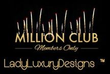 #CLUB MILLIIONAIRE'$ /  Welcome, All Things Luxurious, Classy, and Glamorous! Please Be respectful when Pinning, Have Fun, Ten Pin Limit So Everyone Has A Chance To Be Seen, Large High Quality Pins, Remember Quality over Quantity, Please No Runway Fashion! Thank You To All The Wonderful Contributors To The Board, You Rock Pinterest! #LadyLuxuryDesigns  p.s. Leave A Message On My Message Board for invites, Must have a Pin History of Quality Pinning!
