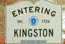 Our Town / Welcome to Kingston, MA!