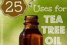 Natural Remedies / Essential Oils