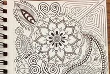 Drawing / This is my board and its about my passion for art and how much I love art, art is my life