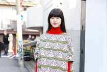 Harajuku / I love fashion from Harajuku!