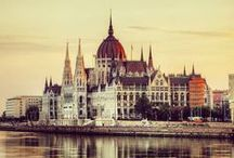 Budapest / one of the most beautiful cities in Europe