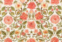 Color Pattern Designs I Like