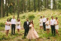 Bridal Party   Inspo