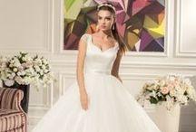 Свадебные платья от Nora Noviano