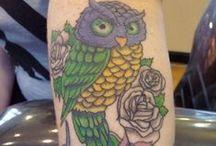 Stuy's Tattoos