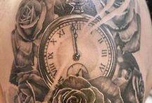 Tattoo Ideas Time