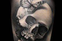 Tattoo Ideas Skulls