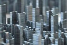 Architectural Models / Cities to details...
